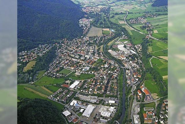 Vor 40 Jahren wurde die Gemeindereform in Waldkirch umgesezt