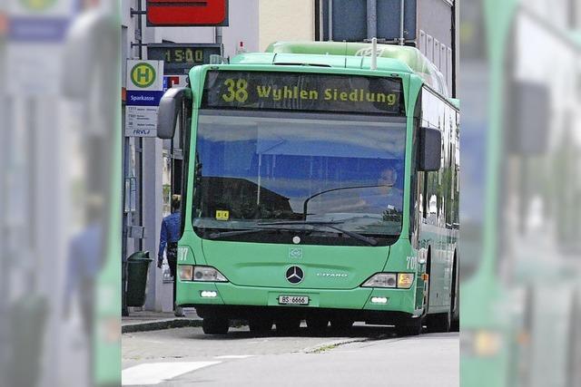 Es gibt noch viele Ideen für den 38er-Bus