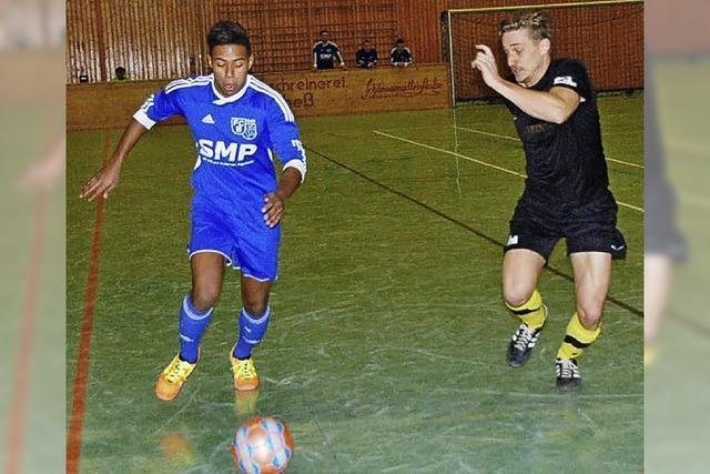 FC Bötzingen gewinnt das eigene Hallenturnier