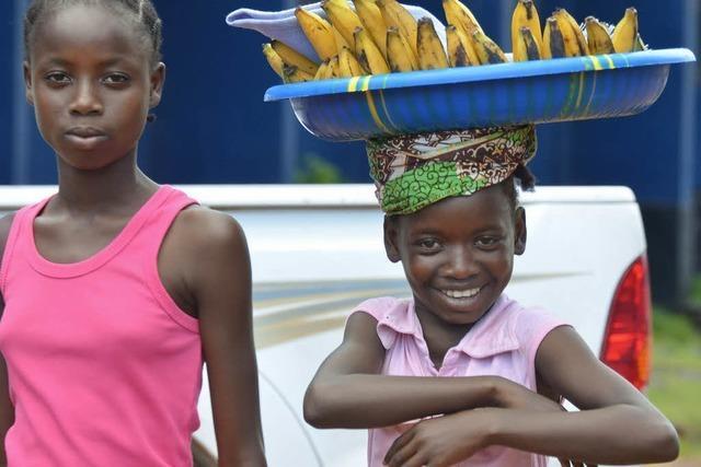 In Liberia soll trotz Ebola der Unterricht wieder aufgenommen werden