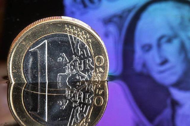 Der schwache Euro stärkt die Eurozone