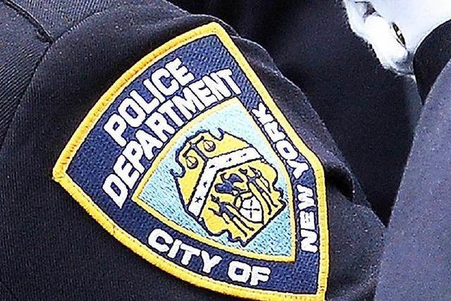 New Yorker Polizisten verweigern den Dienst