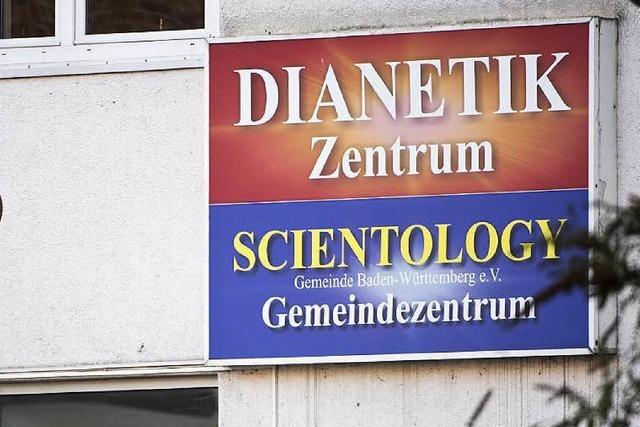 Scientology konzentriert sich auf Stuttgart