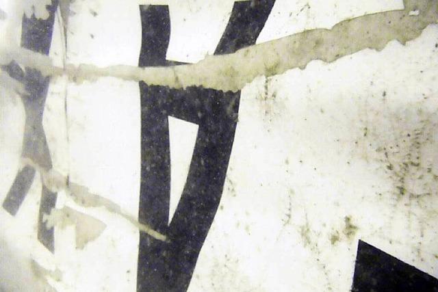 Heck des Air-Asia-Flugzeugs im Meer gefunden
