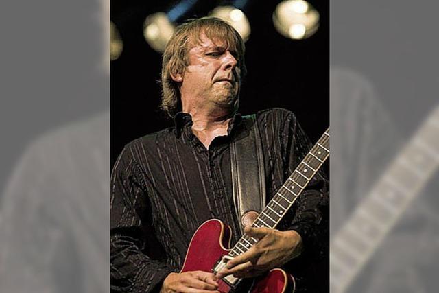 Andy Egert gibt zwei Konzerte in Emmendingen und Kandern