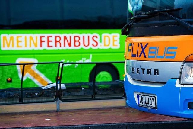Neuer Primus am Fernbusmarkt: MeinFernbus und FlixBus fusionieren
