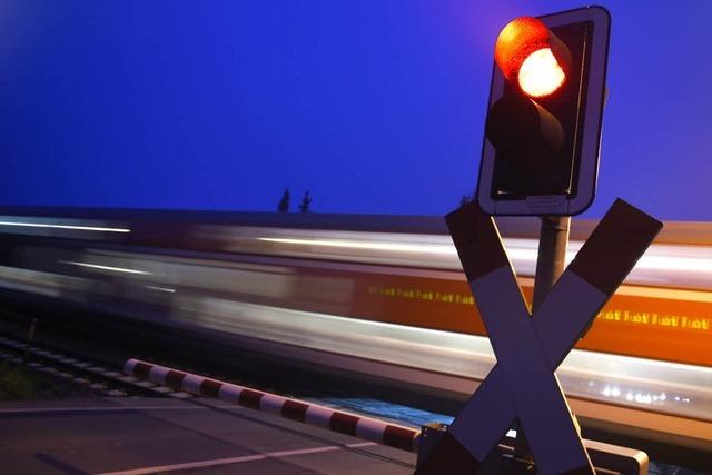 Halten bald weniger Züge in Bad Krozingen?
