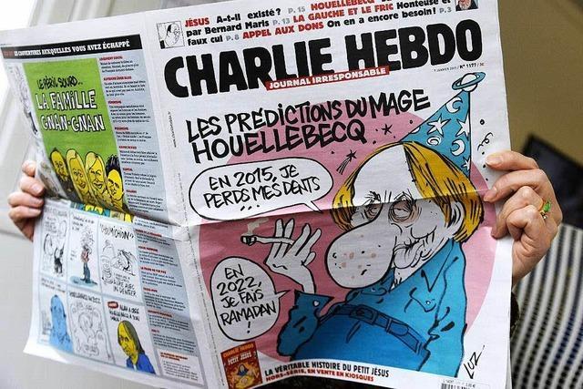 Nach Anschlag: Französische Zeitungen stellen sich hinter