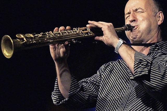 Schweizer und Gack in Laufenburg: Jazzmusik und Lyrik