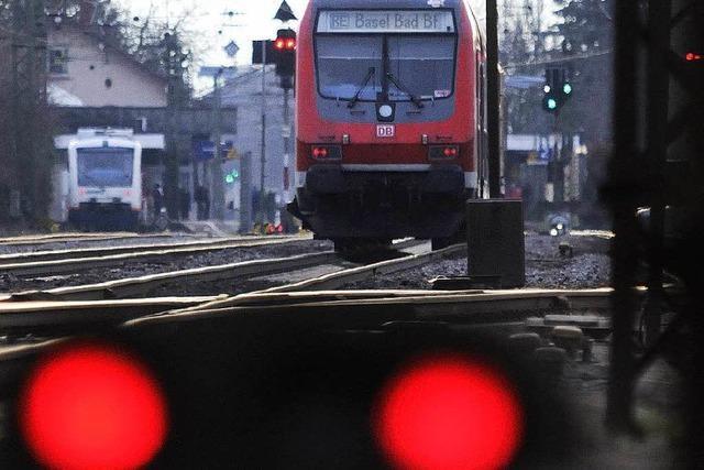 Land reagiert: Regionalexpress hält weiter in Bad Krozingen