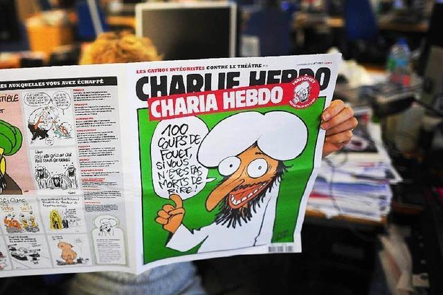 Paris-Anschlag: Karikaturisten lassen sich nicht einschüchtern