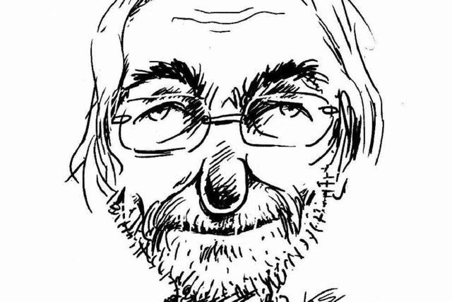 BZ-Karikaturist Klaus Stuttmann musste untertauchen