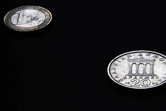 Was würde der Austritt Athens aus dem Euro bedeuten?
