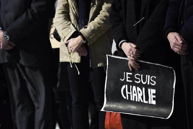 Muslime verurteilen Anschlag von Paris in aller Form