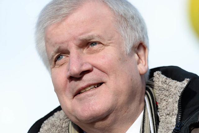 Seehofer spricht in Wildbad Kreuth wieder von Rückzug