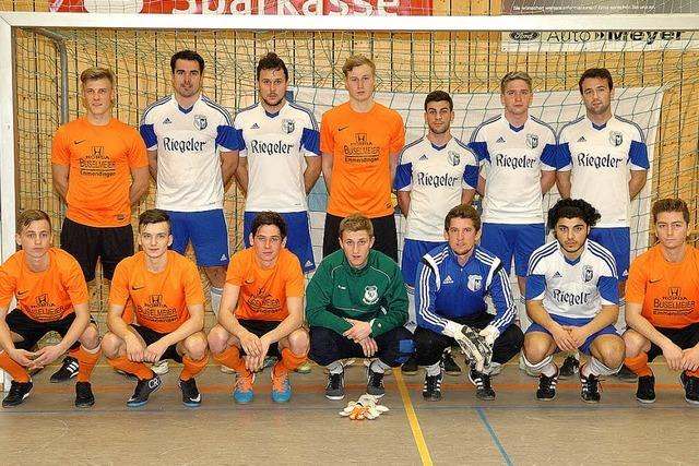 SV Endingen unterliegt im Finale in Wyhl