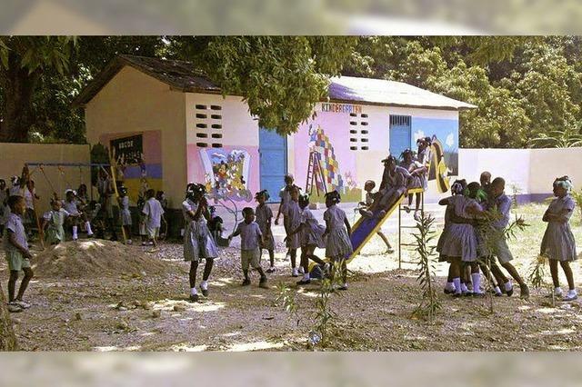 Schulleben auf Haiti möglich gemacht