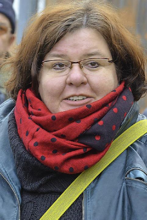 Susanne Kraft ist die Heimleiterin der Flüchtlingsunterkunft.  | Foto: Marco Schopferer