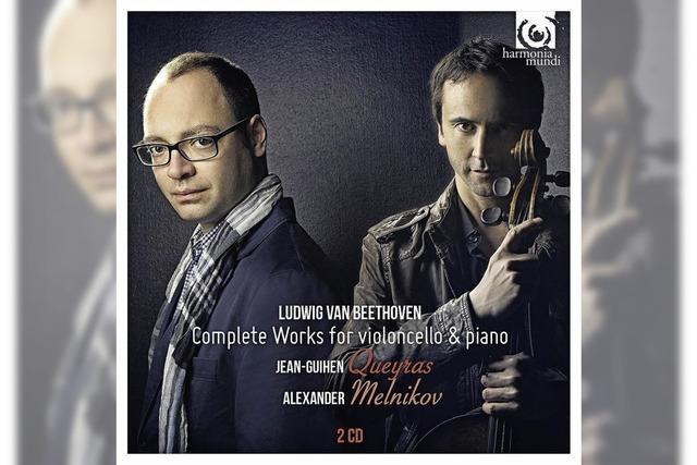CD: KLASSIK: Musikalischer Reichtum