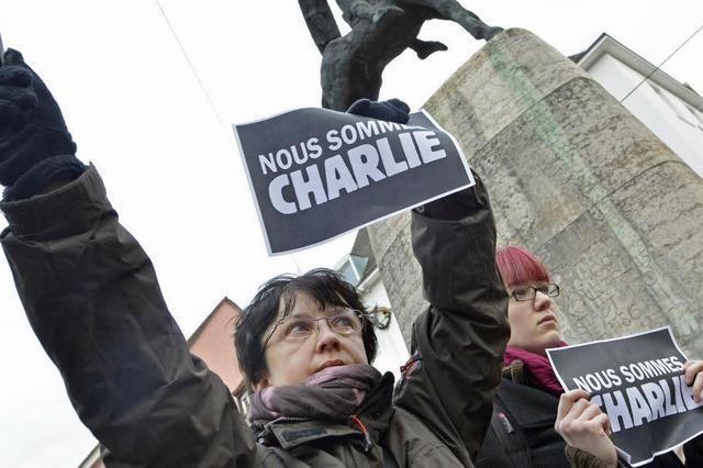BADISCHE-ZEITUNG.DE: Je Suis Charlie