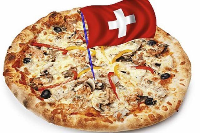 Freihandel gilt nicht für Pizza und Pasta
