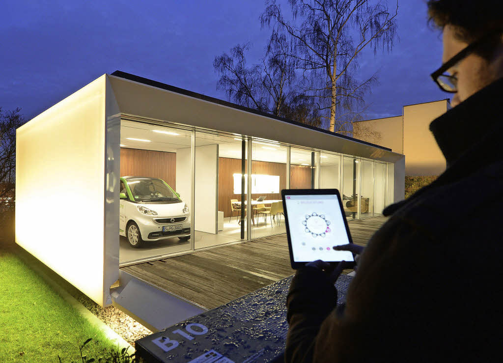 ein haus versorgt seine nachbarn mit energie s dwest badische zeitung. Black Bedroom Furniture Sets. Home Design Ideas
