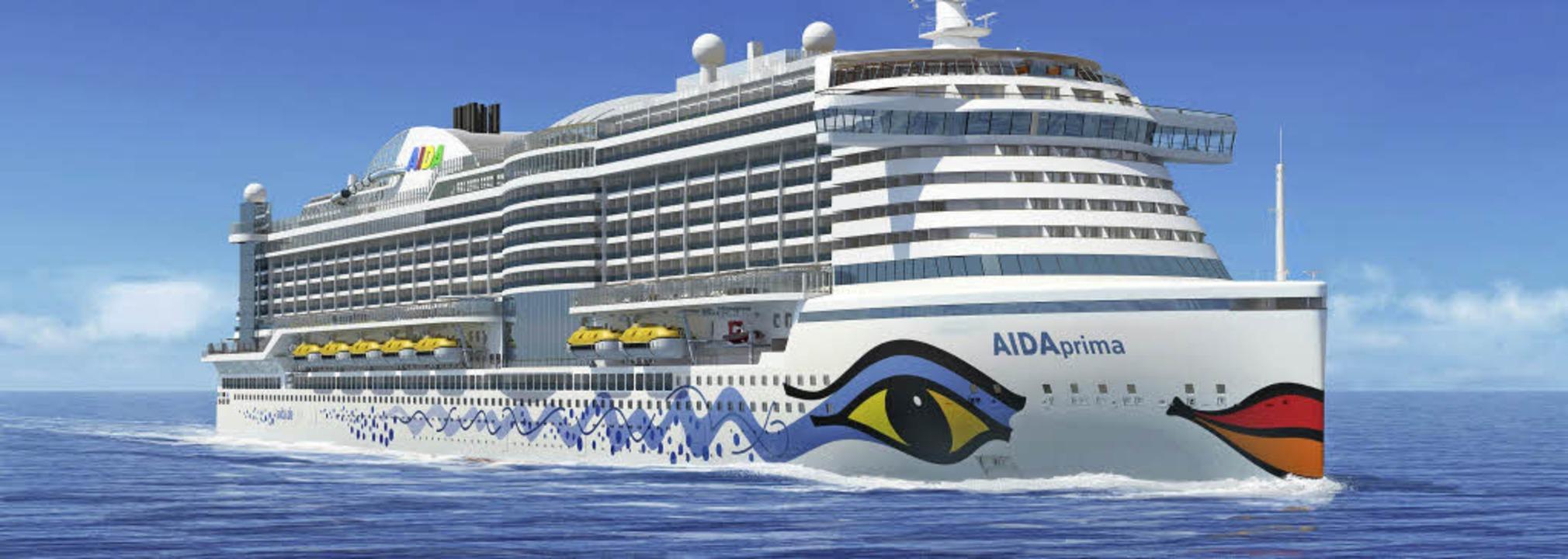 Prima, wer auf der Aida seinen Urlaub ... aus Schönau laufen die Motoren prima.    Foto: dpa-tmn