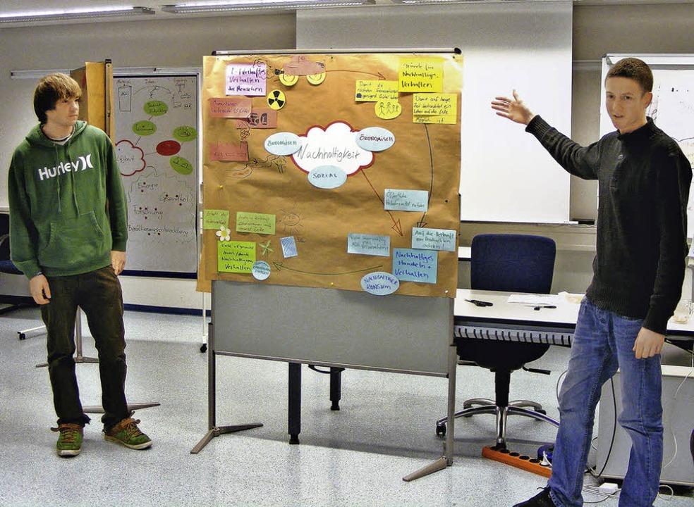 Mit dem Thema Nachhaltigkeit haben sic... Hekatron intensiv auseinandergesetzt.    Foto: pr hekatron