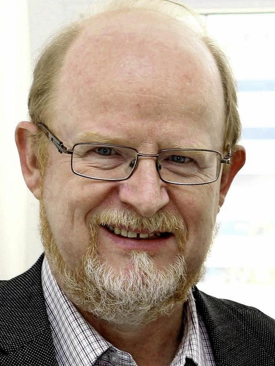 Joachim Lerch, Koordinator unter anderem der Science-Days    Foto: Förderverein Science & Technologie