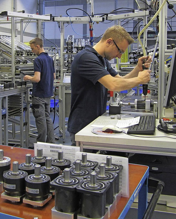 15 Standardbaureihen werden in den Pro...nspezifischen Anforderungen angepasst.  | Foto: Privat
