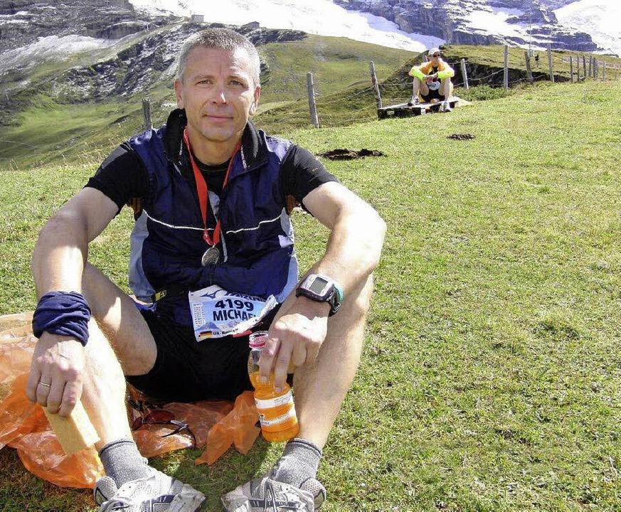 Michael Meding ist überzeugt: Das Lauf...tanzen fördert Disziplin und Ausdauer.    Foto: PR / M-Tec