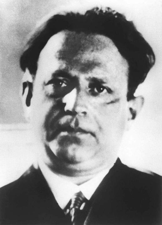 Kurt Tucholsky  | Foto: dpa