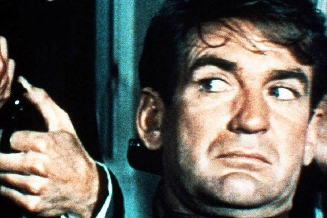Der Schauspieler Rod Taylor ist tot