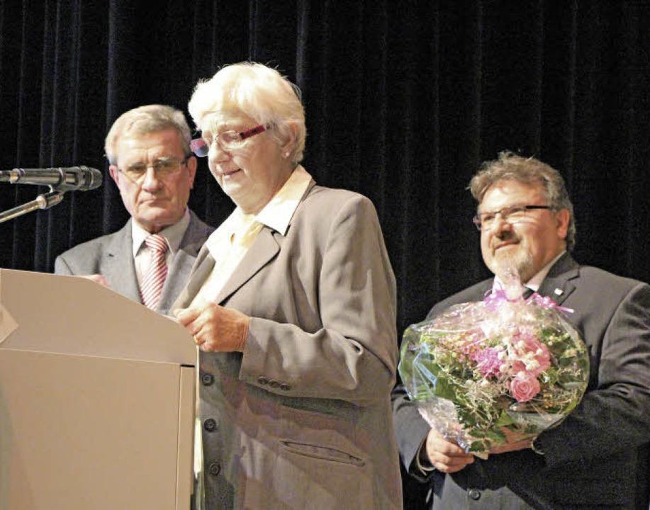 Für 60 Jahre VdK-Mitgliedschaft erhiel...bandes Freiburg-West, Christian Lietz.  | Foto: privat