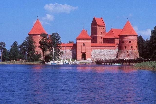 Vortrag über das Baltikum im Bürgerhaus Seepark