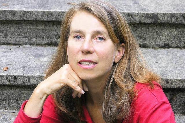 Petra Gack spielt