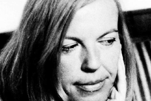 Serena Wey liest Ingeborg Bachmann