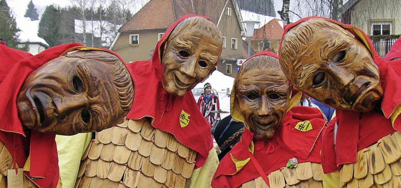 Die Bernauer Schniidesl feiern ihren 5...Hästrägern und vielen weiteren Gästen.    Foto: Ulrike Spiegelhalter