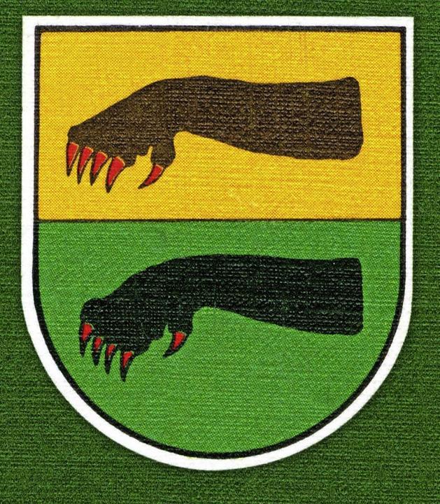 Das Wappen von Yach.  | Foto: ZVG