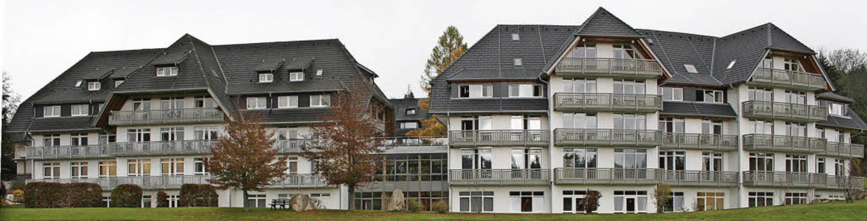 Die Földi-Klinik in Hinterzarten ist e...zinischen  Forschers Michael Földi  .   | Foto: Dieter maurer