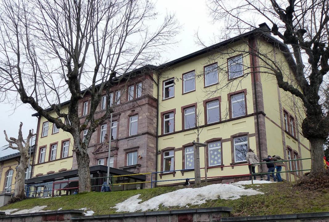 Hansjakobschule    Foto: Peter Stellmach
