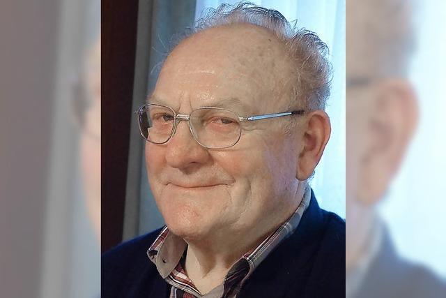 Karl Markstahler 80