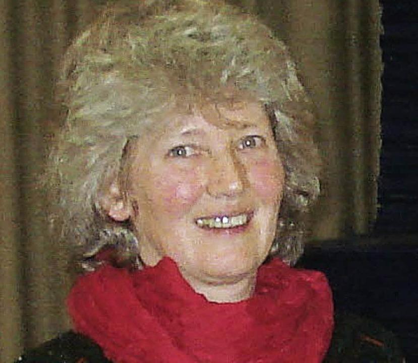 Heidi Hübner    Foto: Steineck