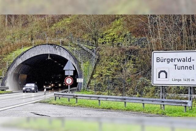Tunnel muss sicherer werden