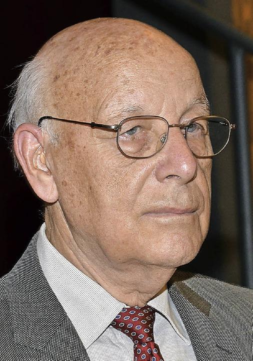 Hermann Flensberg  | Foto: Bernd Kohler