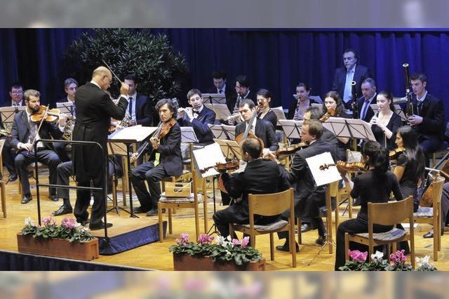 Liszt auf der Panflöte und ein extra langer Walzerklassiker