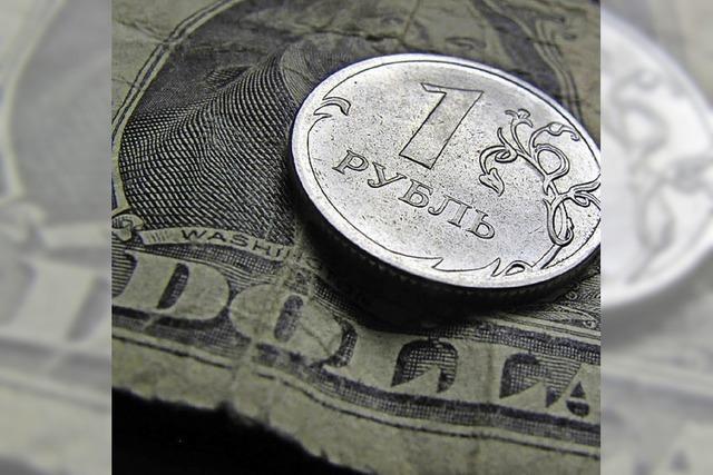 Russische Banken werben mit hohen Zinsen um deutsche Anleger