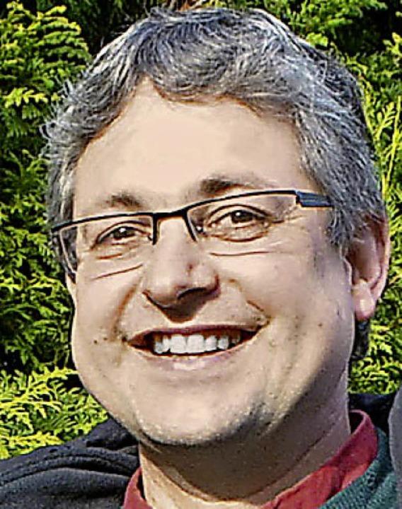 Jörg Hinderer, Dagmar Henninger  | Foto: Ingrid Böhm-Jacob