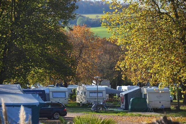 Wird der Lörracher Campingplatz zwangsversteigert?