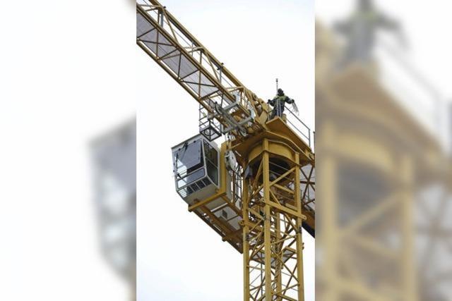 Im Februar ist Grundsteinlegung für das neue Technische Rathaus